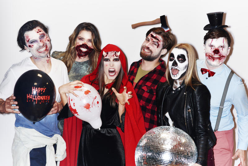 Got $50? Then you can get an awesome Halloween costume! (Photo: Getty)