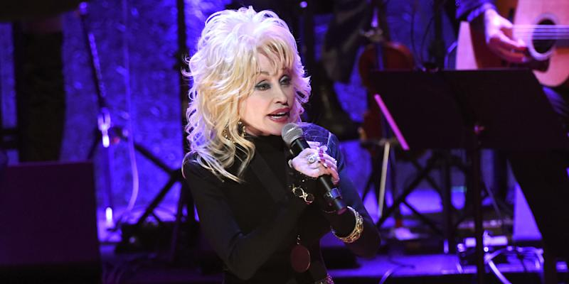 Dolly Parton Is Donating $1,000 a Month to Every Family Affected by the Tennessee Wildfire