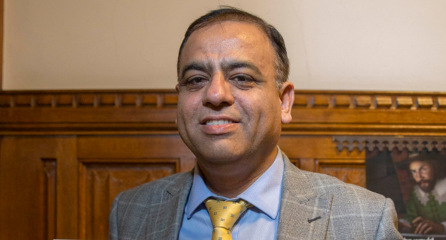 Package containing liquid is found in Labour MP Mohammad Yasin's office