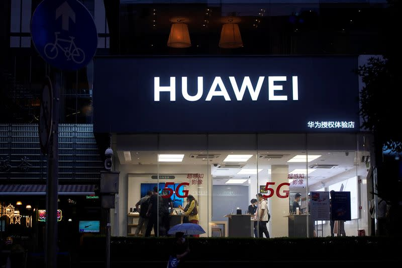 United Kingdom minister says Huawei must meet conditions for involvement in 5G network