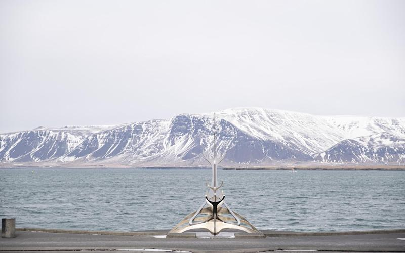 Reykjavik, the capital, is also devoid of crowds - Getty