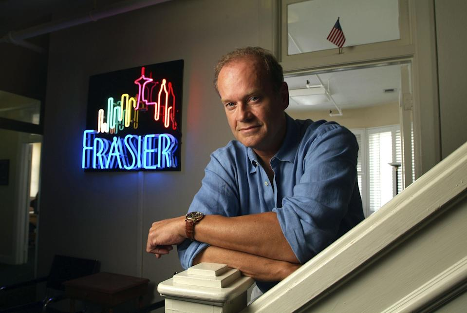 Kelsey Grammer pictured in 2005 (Photo: Paul Harris/Getty Images)