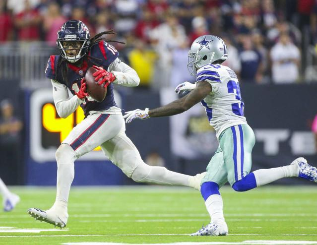Comparing 'Madden NFL 20' ratings for Texans, Cowboys players