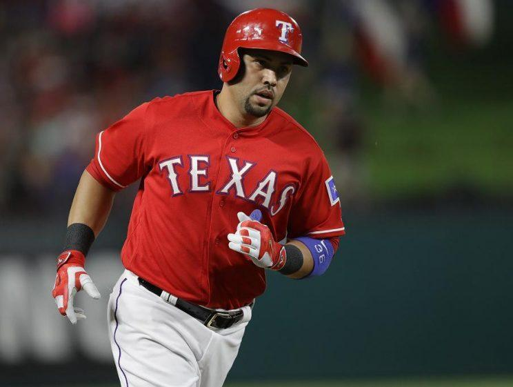 Veteran Carlos Beltran is staying in Texas, but headed to Houston. (Getty Images)