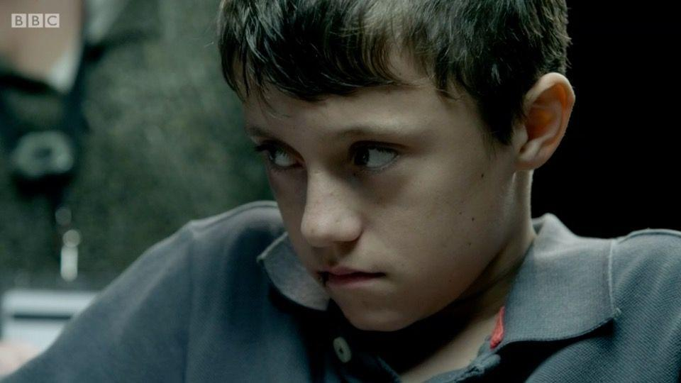 <p>Can you believe we first met Ryan Pilkington, played by Gregory Piper, all the way back in season one? Kate Fleming interviewed him as the boy on the BMX, before he turned four seasons later. </p>