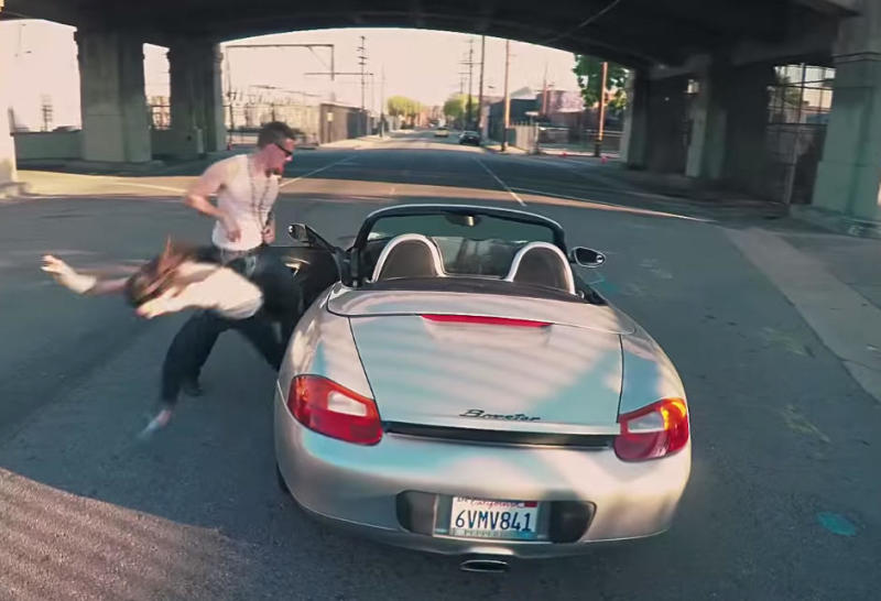 Destruction And Chaos Reign In Real-life Grand Theft Auto