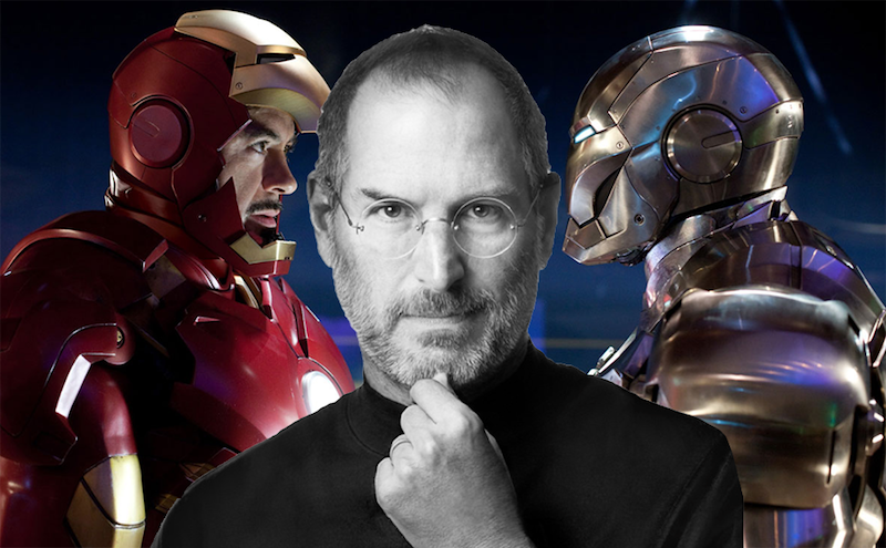 "Steve Jobs told Disney CEO Bob Iger he thought Iron Man 2 ""sucked"""