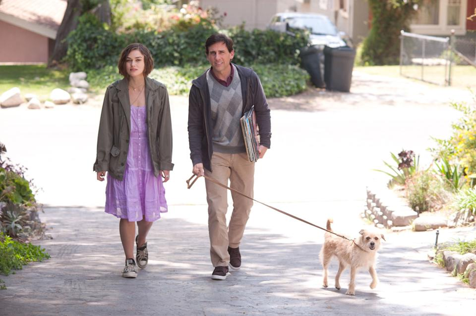 Keira Knightley and Steve Carrell in Seeking A Friend For The End Of The World (Focus Features)