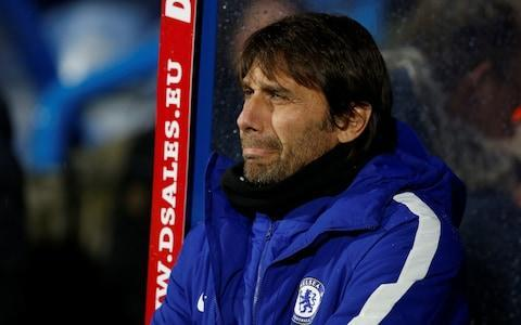 """They have won seven of their last nine Premier League games, Antonio Conte said later, but every time Chelsea come off the pitch the question remains: how on earth do you reel in a team that looks as uncatchable as Manchester City have done 16 games into the season? After the 1-0 defeat to West Ham on Saturday, Conte all but conceded the title arguing that a team which had lost four games by that point could never seriously have claimed to have been in the race in the first place. Having demolished Huddersfield Town, three behind in their own stadium with just 50 minutes played, Conte said that he had just been trying to tell the hard truth about the struggle to keep up with City, although his team would never stop trying. """"When you tell the truth, this is the truth,"""" he said. """"Now we have 11 points less than Manchester City [who have a game in hand]. In 16 games they won 15 and drew one. In 17 games we lost four. When you have a competitor like City and every game they are winning, it is very difficult to think you can fight for the title. """"We must be realistic and tell the truth. I prefer to tell the truth than a good lie. I am like this and sometimes I can be too honest but I like to speak very honestly with my players and with our fans also. But it doesn't mean we don't want to try to catch them but we have to hope they have a big, big slip and for us then to win every game. And it is very difficult in this league. You have to put in 120 per cent otherwise you risk dropping points."""" The truth is a hard place for the rest of the Premier League looking up at City for now, hoping that perhaps they will slip at Swansea, although Conte liked what he saw from his team in the wind and rain of West Yorkshire. They played like a side who dared not let their manager down, with a first goal from Tiemoue Bakayoko, one of the worst performers on Saturday, and only permitted the home side their first serious attempt at goal with the very last action of the game. Huddersfield """