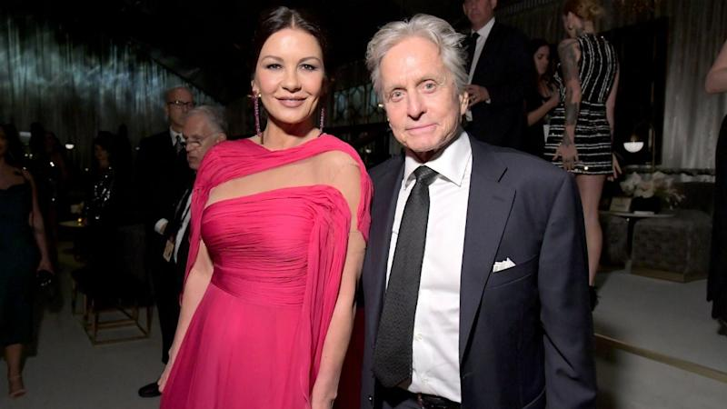 Catherine Zeta-Jones Shares Cute Family Vacation Pics and Videos With Michael Douglas From Africa