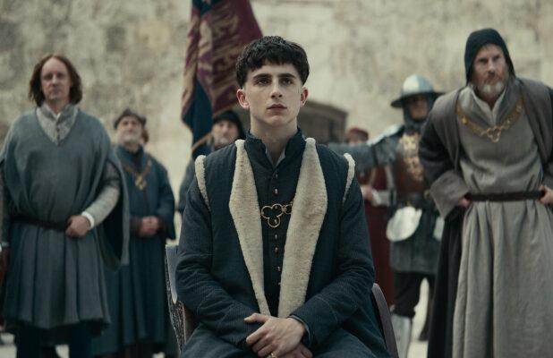 'The King' Film Review: Timothée Chalamet Fights for the Crown, On and Off the Battlefield