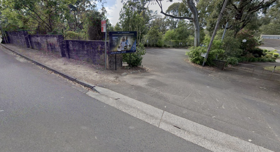 Reddam Early Learning Centre in Lindfield has been closed after a staff member tested positive for the coronavirus. Source: Google Maps
