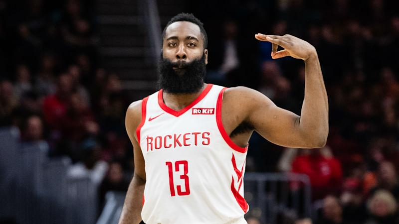 3cb36386f4c3 How James Harden s 2018-19 numbers compare to his MVP campaign