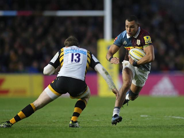 Marchant scored a brilliant late try (Getty)