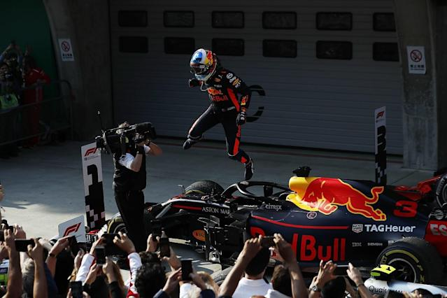 Max Verstappen gave victory in the Chinese Grand Prix away with his incident with Sebastian Vettel, according to Red Bull motorsport boss Helmut Marko