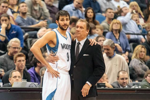 Sources: Ricky Rubio agrees to $55M contract extension with Timberwolves
