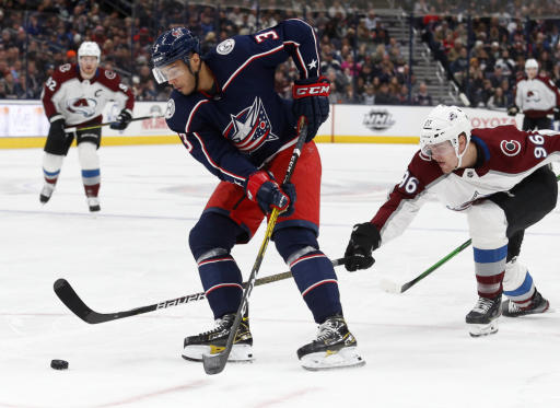 Blue Jackets' Jones undergoes surgery, out 8-10 weeks""