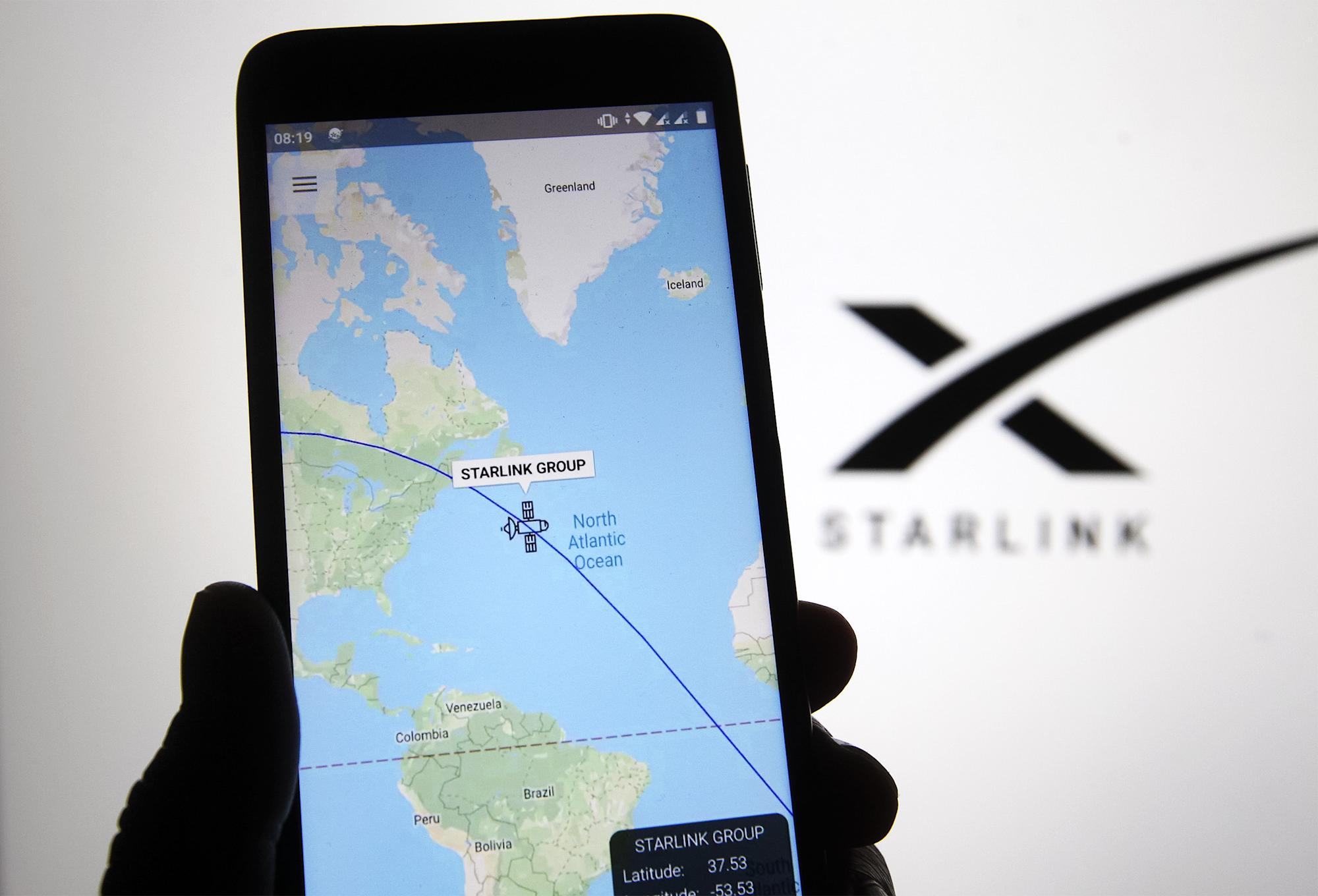 SpaceX opens Starlink satellite internet pre-orders to the public