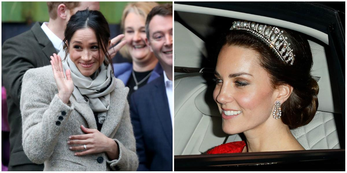 Meghan and Kate both really stood out and got significantly higher marks than the three other princesses on the