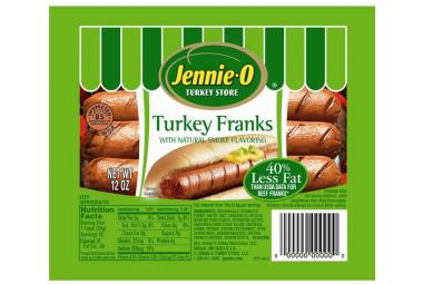 Jennie-O Turkey Franks