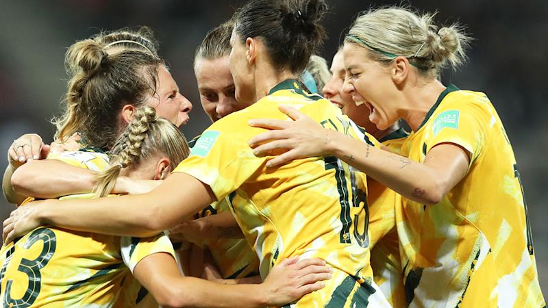 The groundbreaking deal will see the Matildas earn the same amount as their Socceroos counterparts.