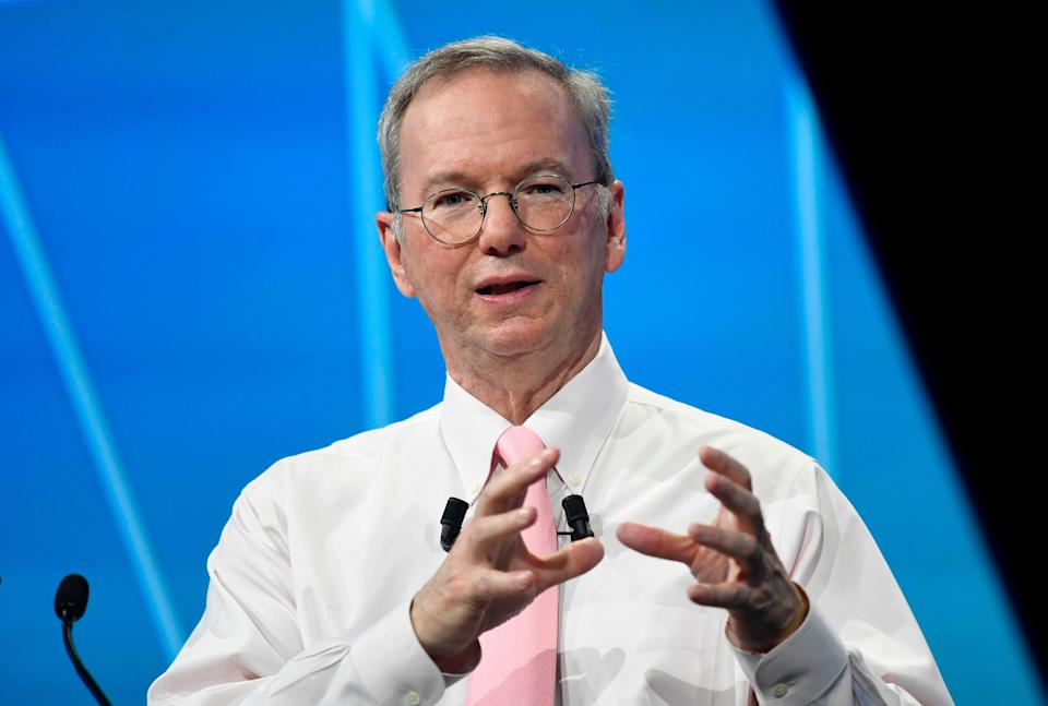 Google CEO reveals magic year for telling whether your kid is smart (AFP via Getty Images)