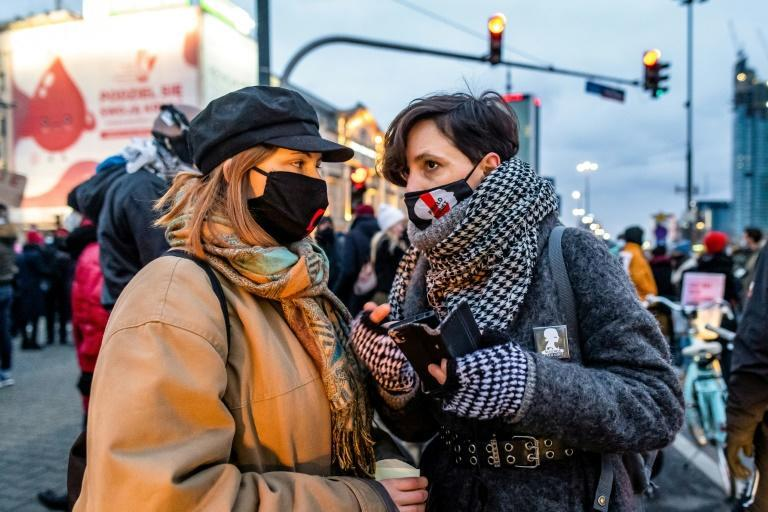 Klementyna Suchanow (R) says pro-abortion demonstrations have 'already changed Poland'