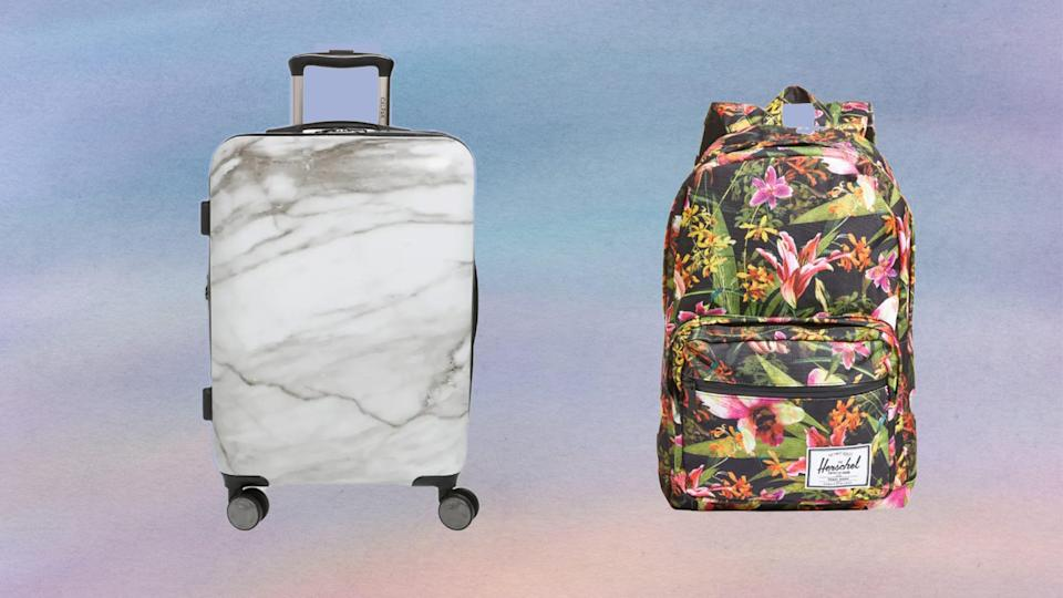 The Nordstrom Anniversary Sale rolls on with a collection of stylish suitcases, backpacks and other luggage pieces at discounts.