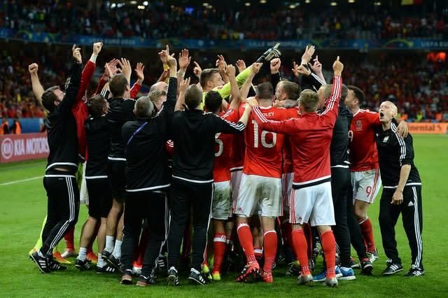 Success at Euro 2016 has raised the expectation levels in Welsh football (Joe Giddens/PA)
