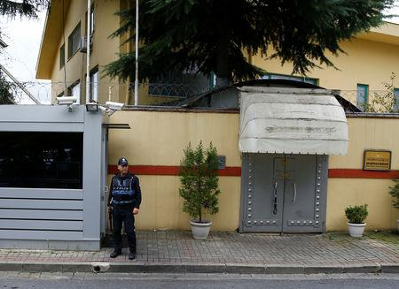 Saudi Officials Admit Jamal Khashoggi Was Killed at Istanbul Consulate