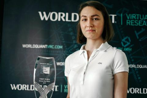 WorldQuant Completes Inaugural Women Who Quant Competition in Partnership with Women 2.0, Women Who Code and 100 Women in Finance