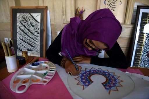 Past masters: Saving Afghanistan's artisans from extinction