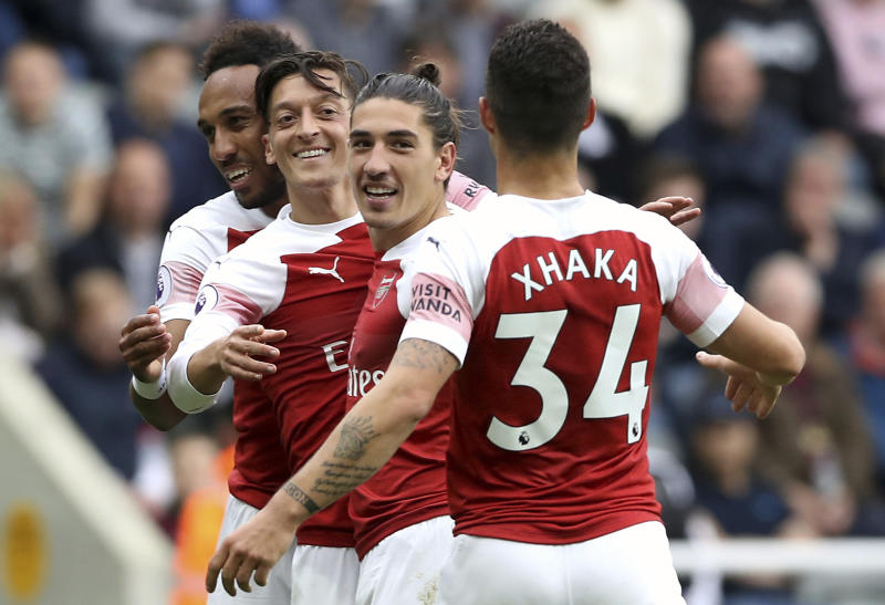 Newcastle United vs. Arsenal - Football Match Report