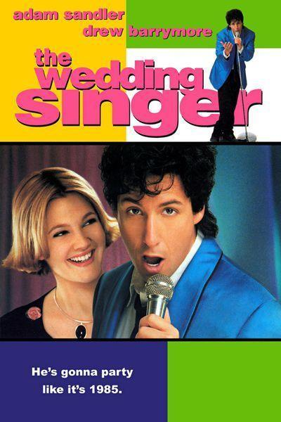 "<p>Wedding singer Robbie (<span class=""itemprop"">Adam Sandler</span>) and waitress Julia (<span class=""itemprop"">Drew Barrymore</span>) work together and are both engaged to the wrong people. This '90s movie about the '80s has a fantastic soundtrack, throwback pop culture references, and <a href=""https://www.goodhousekeeping.com/beauty/fashion/g28110225/cute-80s-outfits/"" rel=""nofollow noopener"" target=""_blank"" data-ylk=""slk:outrageous fashion"" class=""link rapid-noclick-resp"">outrageous fashion</a> that makes it even more fun. </p><p><a class=""link rapid-noclick-resp"" href=""https://www.amazon.com/dp/B001Q9Z8LU?ref=sr_1_1_acs_kn_imdb_pa_dp&qid=1544049110&sr=1-1-acs&autoplay=0&tag=syn-yahoo-20&ascsubtag=%5Bartid%7C10055.g.3243%5Bsrc%7Cyahoo-us"" rel=""nofollow noopener"" target=""_blank"" data-ylk=""slk:STREAM NOW"">STREAM NOW</a></p>"