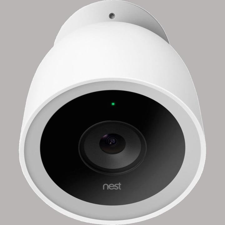 Google Nest Cam IQ Outdoor Security Camera