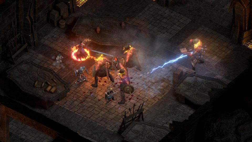 Looking for an incredibly deep role-playing game? 'Pillars of Eternity II' has what you want.