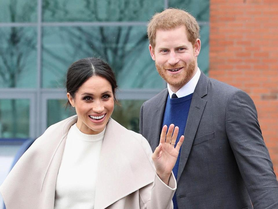prince harry would have left the royal family whether or not he married meghan markle married meghan markle