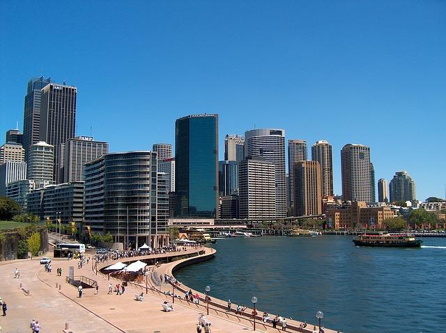 """The second Australian city to feature in the top ten list is Sydney, which comes a close third with a score of 98.1. According to the EIU report, Sydney jumped up two places from last year's fifth position, primarily through an improvement in its culture and environment scores (97.2). This, as per the report, reflects an increased focus on combating and mitigating the impact of climate change, which been outlined in the """"Sustainable Sydney 2030"""" strategy. Sydney has also scored a rating of 100 in healthcare, education and environment, while being awarded 95 in stability. Image credit: Image by <a href=""""https://pixabay.com/users/PeCre-324196/?utm_source=link-attribution&utm_medium=referral&utm_campaign=image&utm_content=526448"""">PeCre</a> from <a href=""""https://pixabay.com/?utm_source=link-attribution&utm_medium=referral&utm_campaign=image&utm_content=526448"""">Pixabay</a>"""