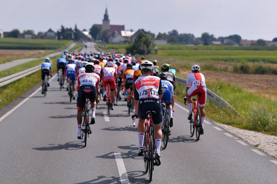 Stage 2 of the 2020 Tour de Pologne