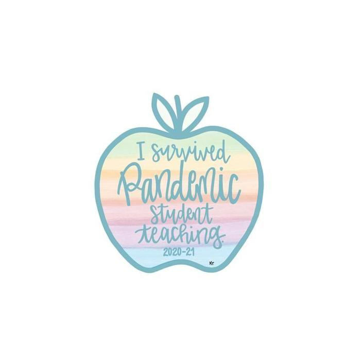 """<p><strong>KTsyNashville</strong></p><p>etsy.com</p><p><strong>$3.00</strong></p><p><a href=""""https://go.redirectingat.com?id=74968X1596630&url=https%3A%2F%2Fwww.etsy.com%2Flisting%2F925709284%2Fi-survived-pandemic-teaching-2020-21&sref=https%3A%2F%2Fwww.goodhousekeeping.com%2Fholidays%2Fgift-ideas%2Fg32375872%2Fend-of-year-teacher-appreciation-gifts%2F"""" rel=""""nofollow noopener"""" target=""""_blank"""" data-ylk=""""slk:Shop Now"""" class=""""link rapid-noclick-resp"""">Shop Now</a></p><p>After this year, every teacher deserves a solid-gold medal, but maybe this vinyl sticker would suffice in the meantime. It's a great add-on to a gift card or class gift.</p>"""