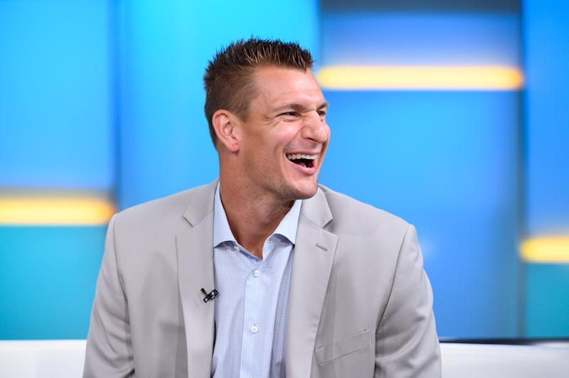 The Patriots haven't given up hope that Rob Gronkowski plays again. (Getty Images)