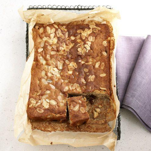 """<p>This fig and apple sponge recipe is one of the simplest cakes you can make</p><p><strong>Recipe: <a href=""""https://www.goodhousekeeping.com/uk/food/recipes/a535925/fig-and-apple-cake/"""" rel=""""nofollow noopener"""" target=""""_blank"""" data-ylk=""""slk:Fig and apple cake"""" class=""""link rapid-noclick-resp"""">Fig and apple cake</a></strong></p>"""