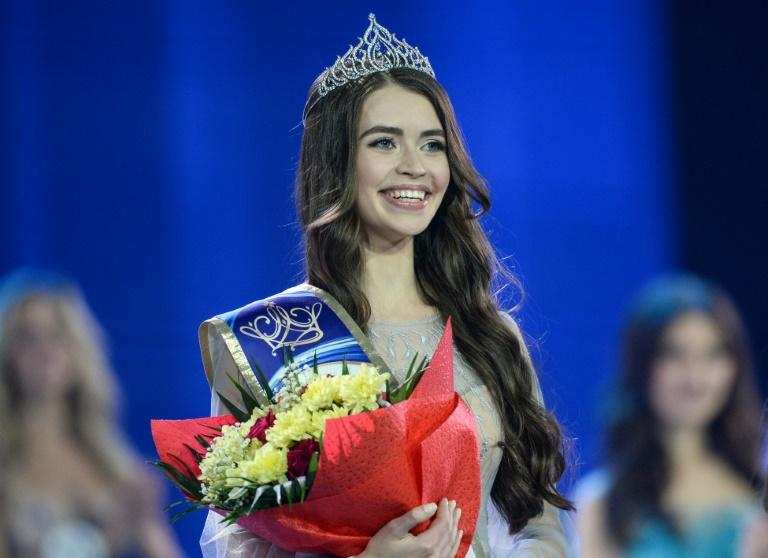Among the most prominent new lawmakers was the 22-year-old Miss Belarus 2018, Maria Vasilevich