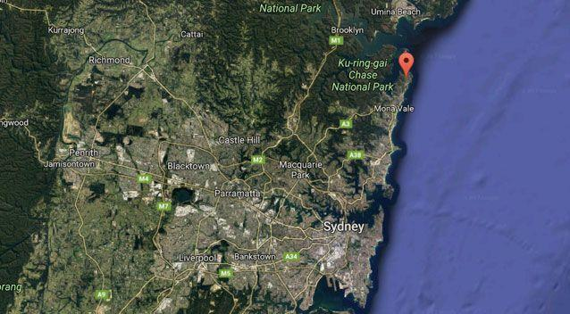 The quake was first felt at Avalon Beach, north of Sydney. Source: Google Maps