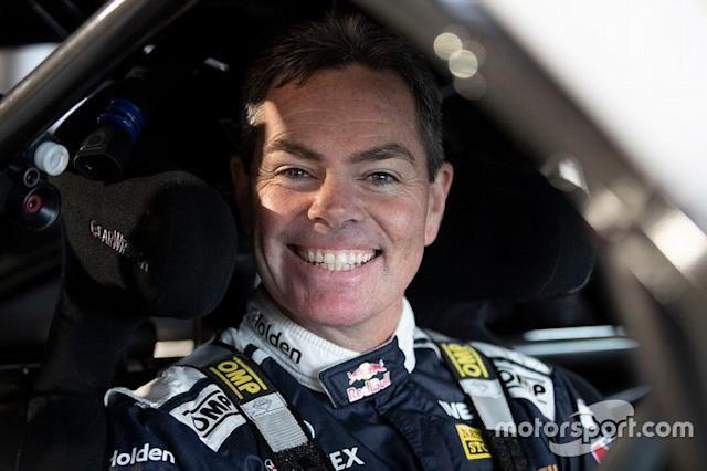 "Craig Lowndes, Triple Eight Race Engineering Holden <span class=""copyright"">Edge Photographics</span>"