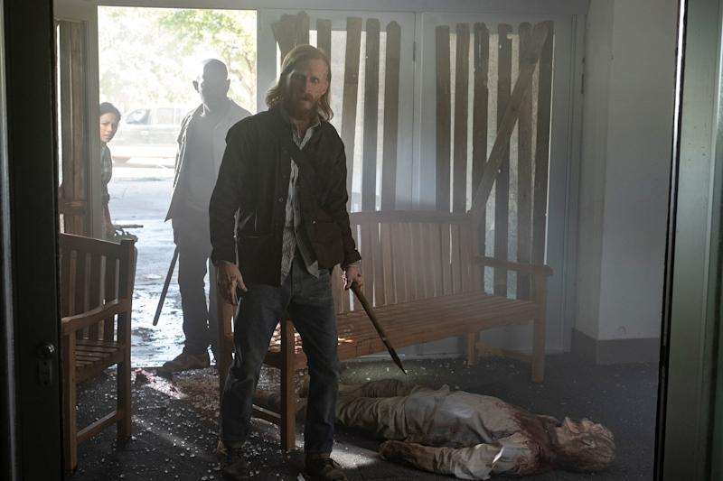 Fear the Walking Deadrecap: A merry-go-round of emotions