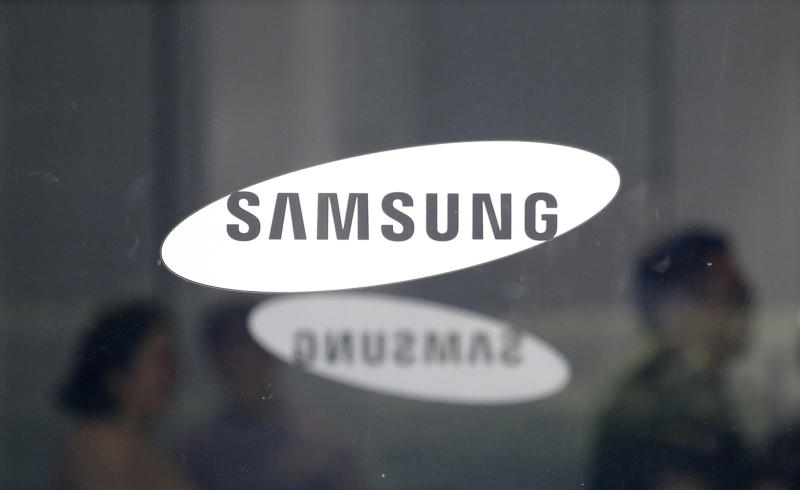 The Latest: Incremental improvements in new Samsung phone
