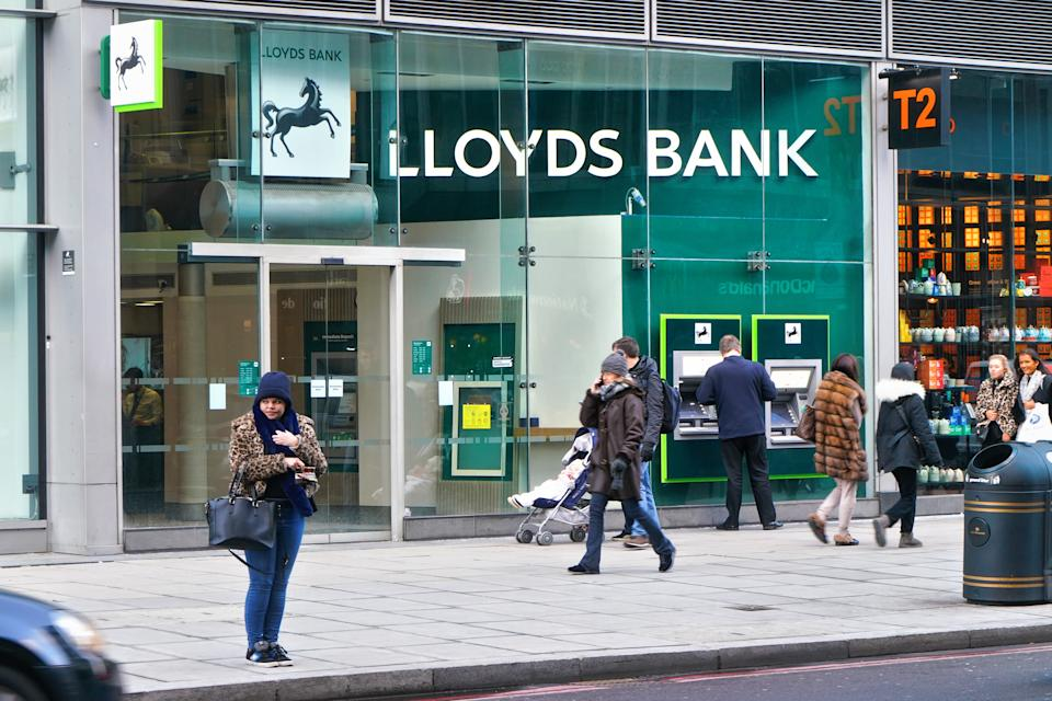 The latest refunds come after Lloyds self-reported three breaches of this order to the Competition and Markets Authority. Photo: Getty Images