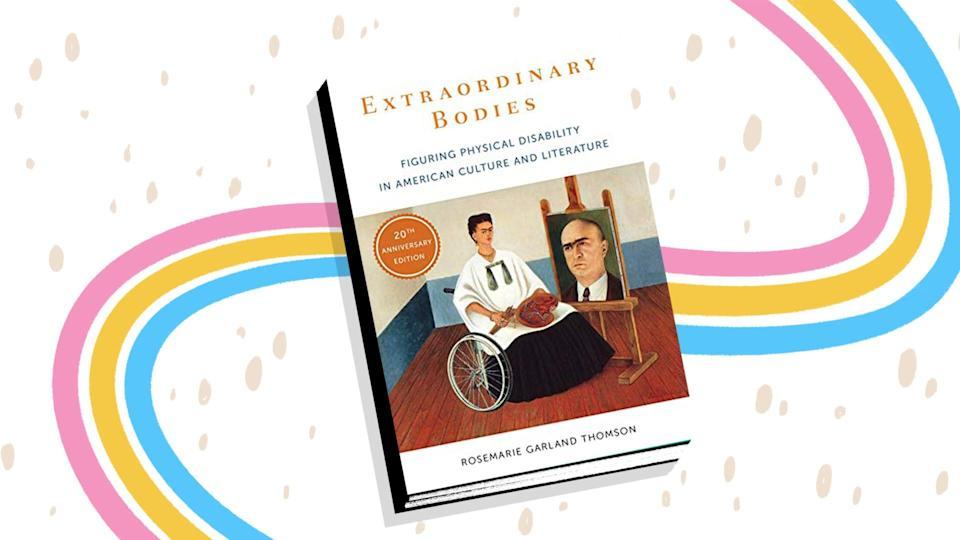 """""""Extraordinary Bodies"""" describes the history of disability within American literature and society."""