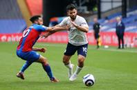 Premier League - Crystal Palace v Manchester City